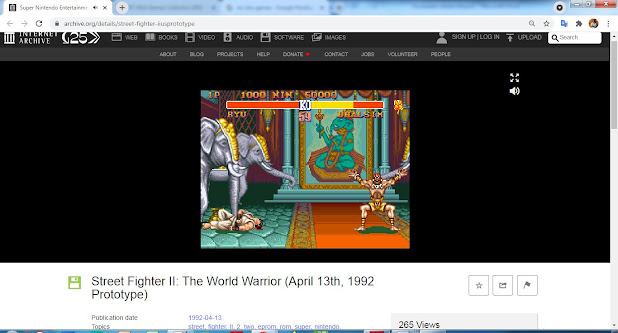 main street fighter di internet archive