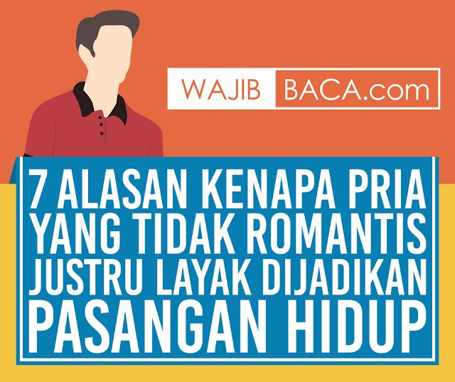 Jangan Bersedih Jika Suami Tidak Pernah Romantis 7 Alasan