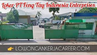 Lowongan Kerja PT Feng Tay Terbaru 2021