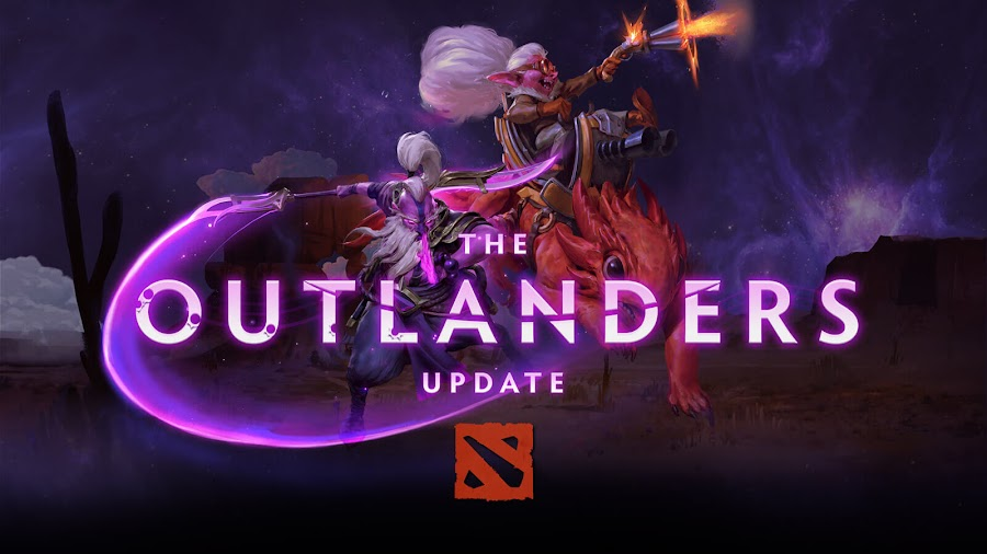 dota 2 outlanders gameplay update 7.23 multiplayer online battle arena moba valve corporation pc steam