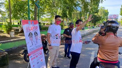 Pandemi Covid-19, Aplikasi LAPOR Kabupaten Banjar Terima 90 Aduan Masyarakat Tentang Bansos