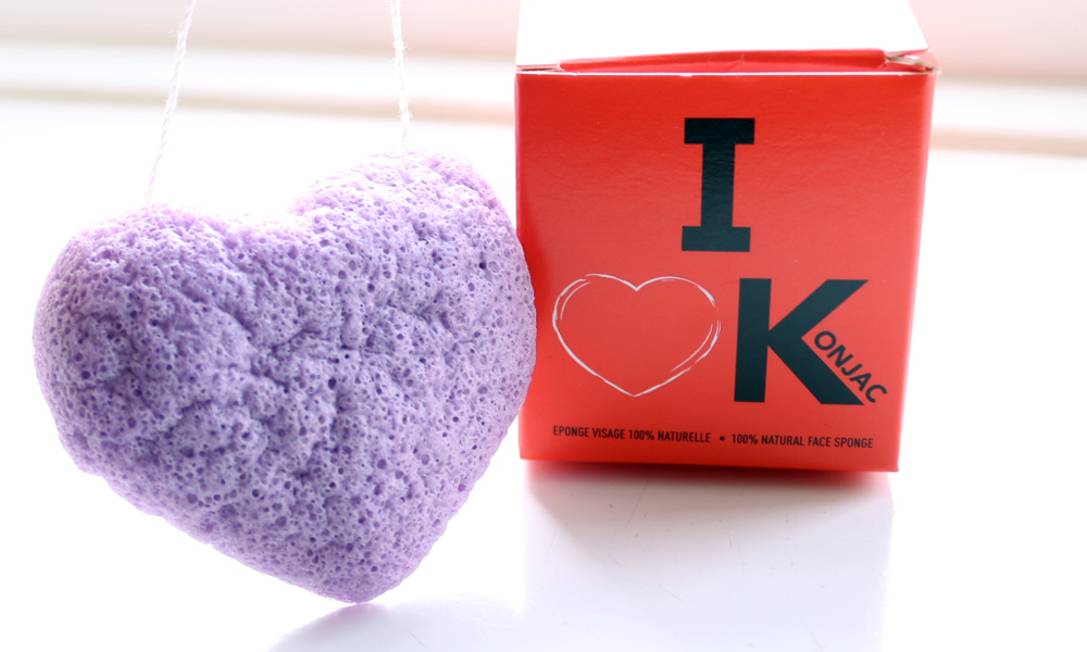 Indemne I Love Konjac Sponge review