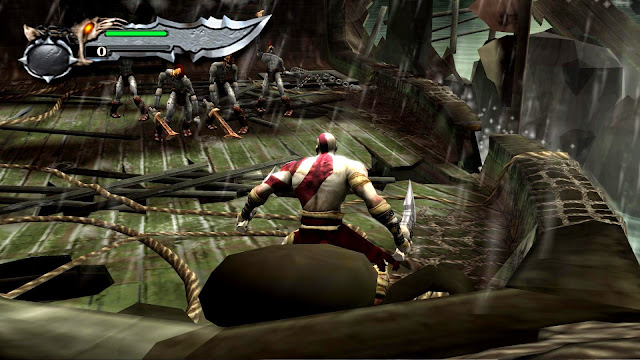 God of War 1 - PC Game Download Free Full Version
