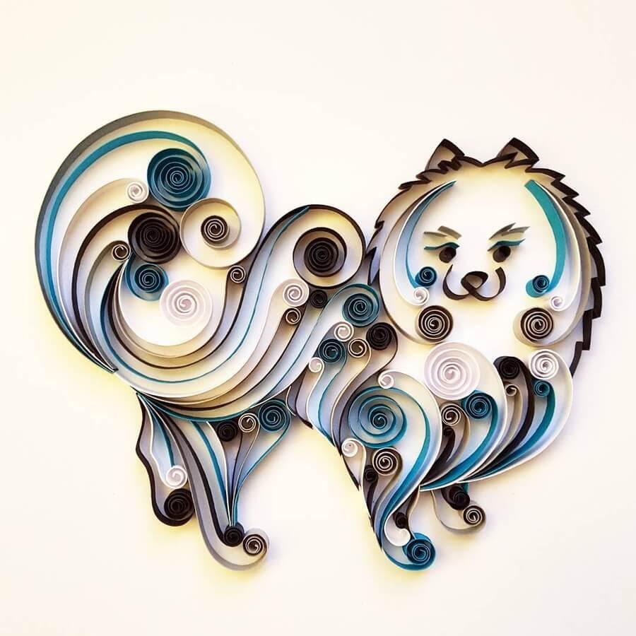 03-Pomeranian-Dog-Gergana-Pencheva-www-designstack-co