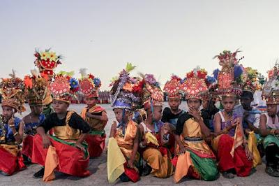 Wakatobi miliki pesona budaya lokal