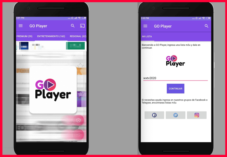 Go Player Apk