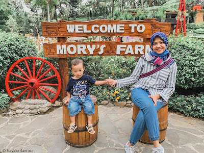 Mory's Farm di Cimory On The Valley Semarang