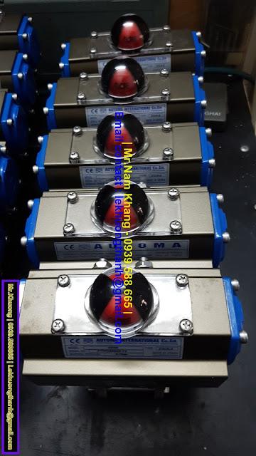AUTOMA Ball valve KOREA