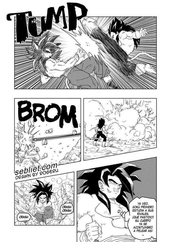 Dragon Ball ZP: Dragon Ball EX Apocalypto 12