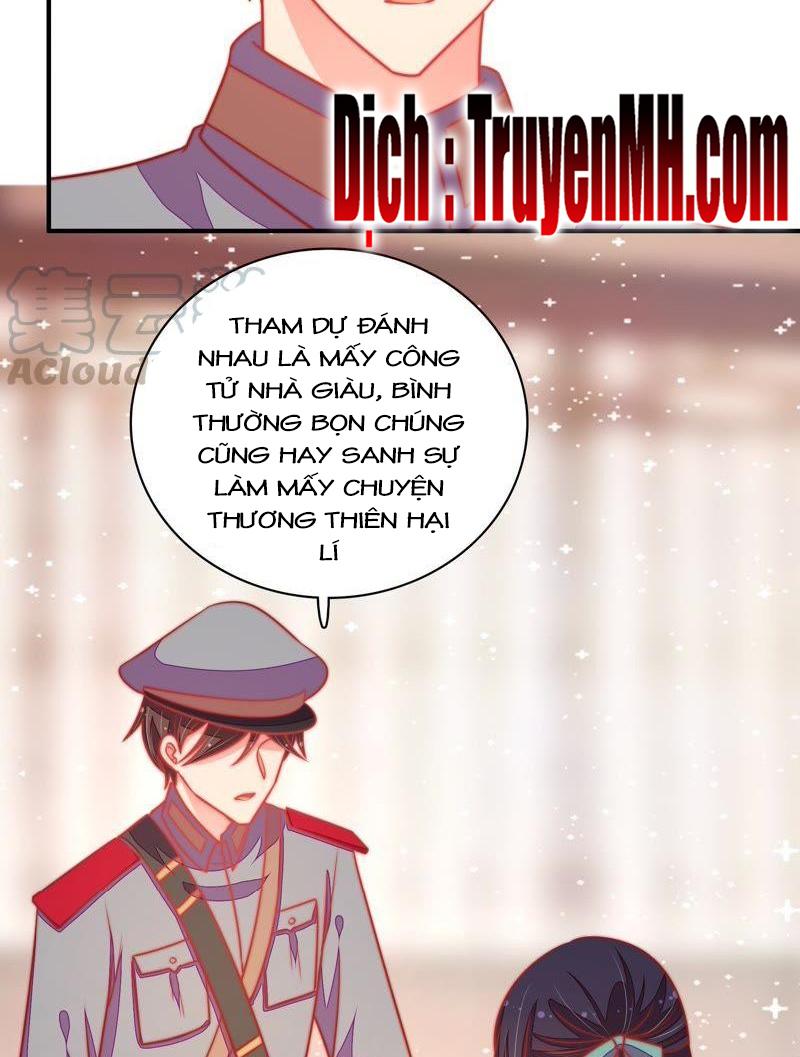 Ngày Nào Thiếu Soái Cũng Ghen Chap 179