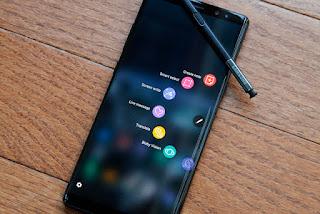 Samsung Galaxy Note 9 Rilis Resmi, Ini Spesifikasinya