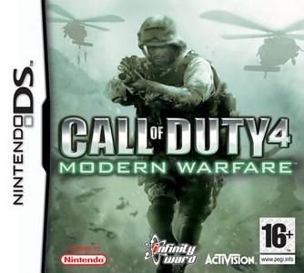Rom Call of Duty 4 Modern Warfare NDS
