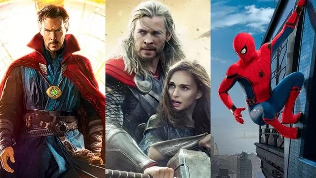 Movierulz: Doctor Strange 2 Thor: Love and Thunder and the sequels to Spider man already have new release dates