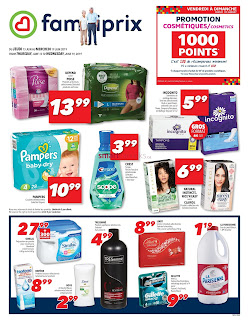 Familiprix Weekly Flyer Agustus 22 - 28, 2019