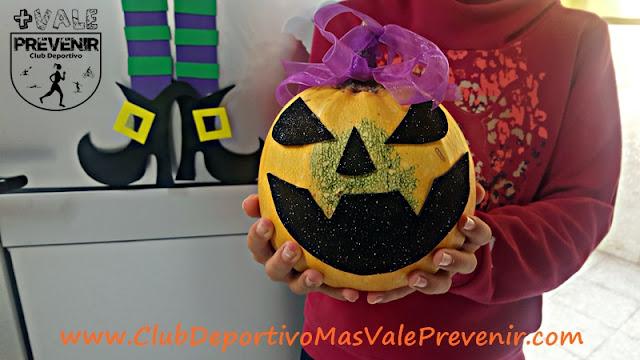 calabaza halloween teror