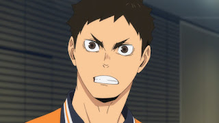 HHellominju.com : ハイキュー!! アニメ4期 烏野高校バレー部 キャプテン 澤村大地 | Sawamura Daichi  | Haikyū!! Captains PROFILE  | Hello Anime !