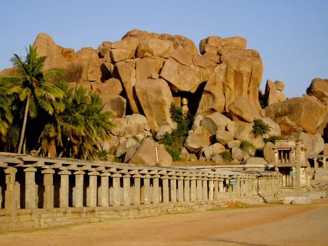 OnlyOdds - Ramayana-Wali-Hampi, A Place where time stands still.