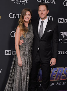 Katherine Schwarzenegger and Chris Prattin