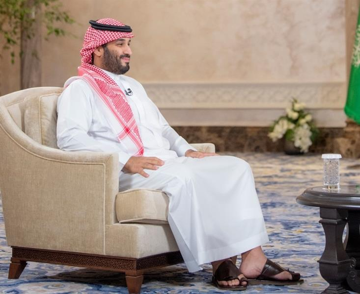 Crown Prince Announced There Will Be No Tax On Income At All And The Maximum Value Breaking : Crown Prince Announced There Will Be No Tax On Income At All And The Maximum Value-Added Tax Is Imposed At 15% For v years