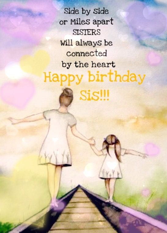 Sweet Happy Birthday Sister Photos For Facebook