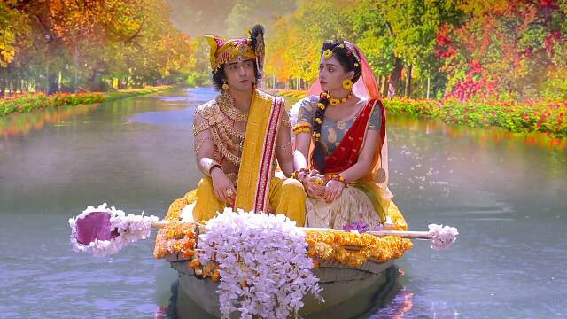 Radha Krishn: Krishna - Arjun Gatha S3  24th September Episode