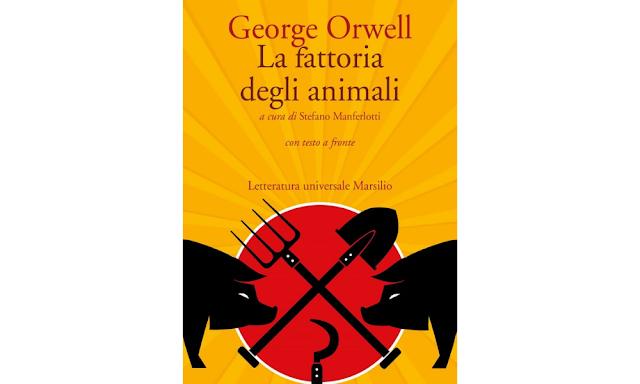 la fattoria degli animali orwell marsilio