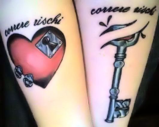 Tattoos Designs Pictures: Matching Tattoos For Couples