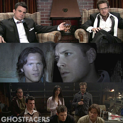 Supernatural 3x13 - Ghostfacers