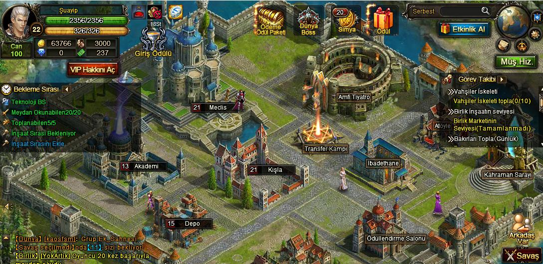 Jogos de legend online