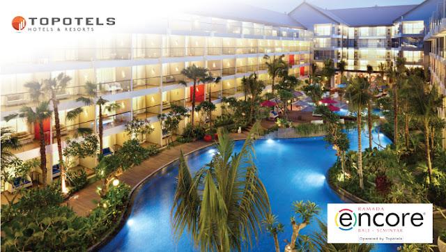 Lowongan Kerja SMA SMK D3 S1 PT. Topotels Hotels & Resorts, Jobs: Housekeeping Supervisor, Cook Commis, Account Payable Staff, IT Supervisor.
