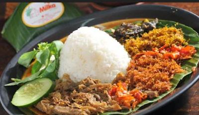 Nasi Krawu Grisik Jawa Timur