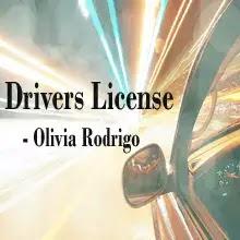 Drivers License Song Lyrics