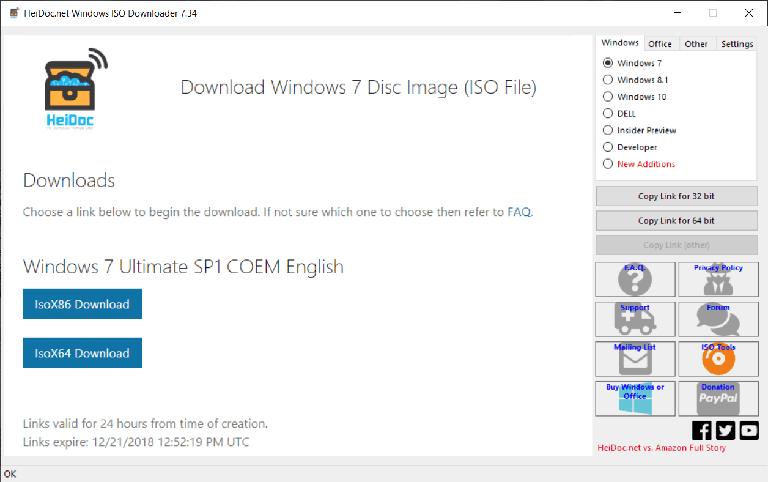 Cara Mudah Mendapatkan File ISO Official Microsoft Office