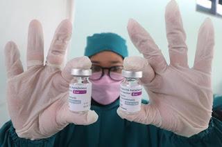 RI Akan Terima Tambahan 1,8 Juta Dosis Vaksin AstraZeneca Bulan Ini