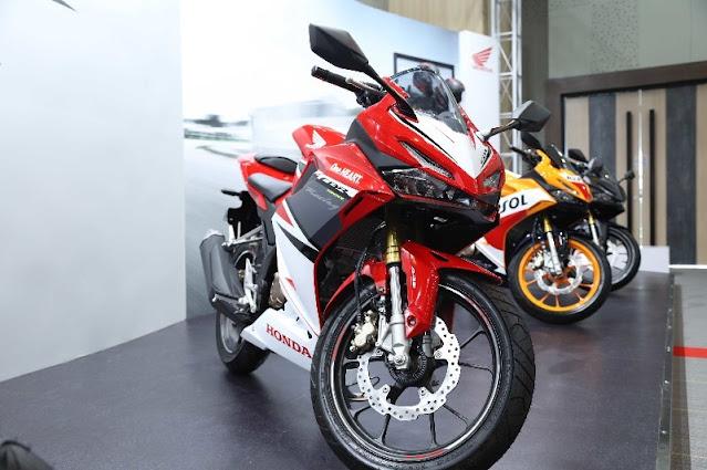 Ini All New Honda CBR 150R Versi 2021, Wah CBR250RR Versi Lite !!!