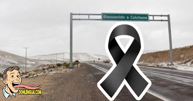 Venezolana murió de frío tras intentar llegar a Chile huyendo del hambre en Venezuela