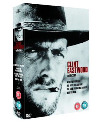 Fox Heroes Clint Eastwood Collection box set