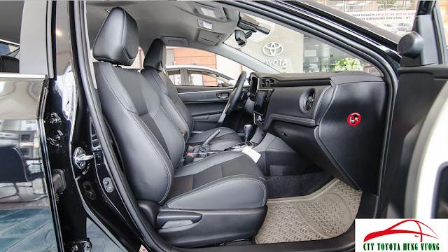 Giá xe, thông số kỹ thuật và đánh giá chi tiết Toyota Corolla Altis 2018 - ảnh 19