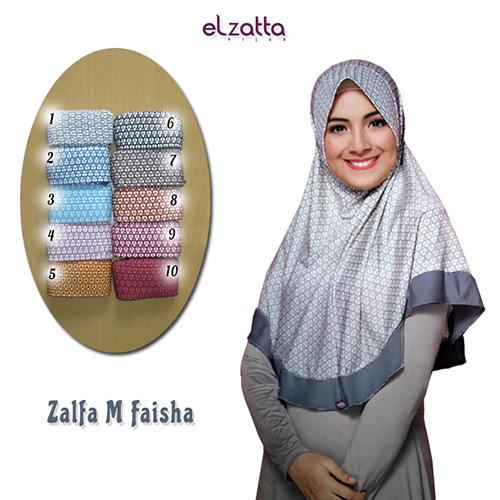 Kerudung Cantik Modern | Elzatta Zalfa M Faisha