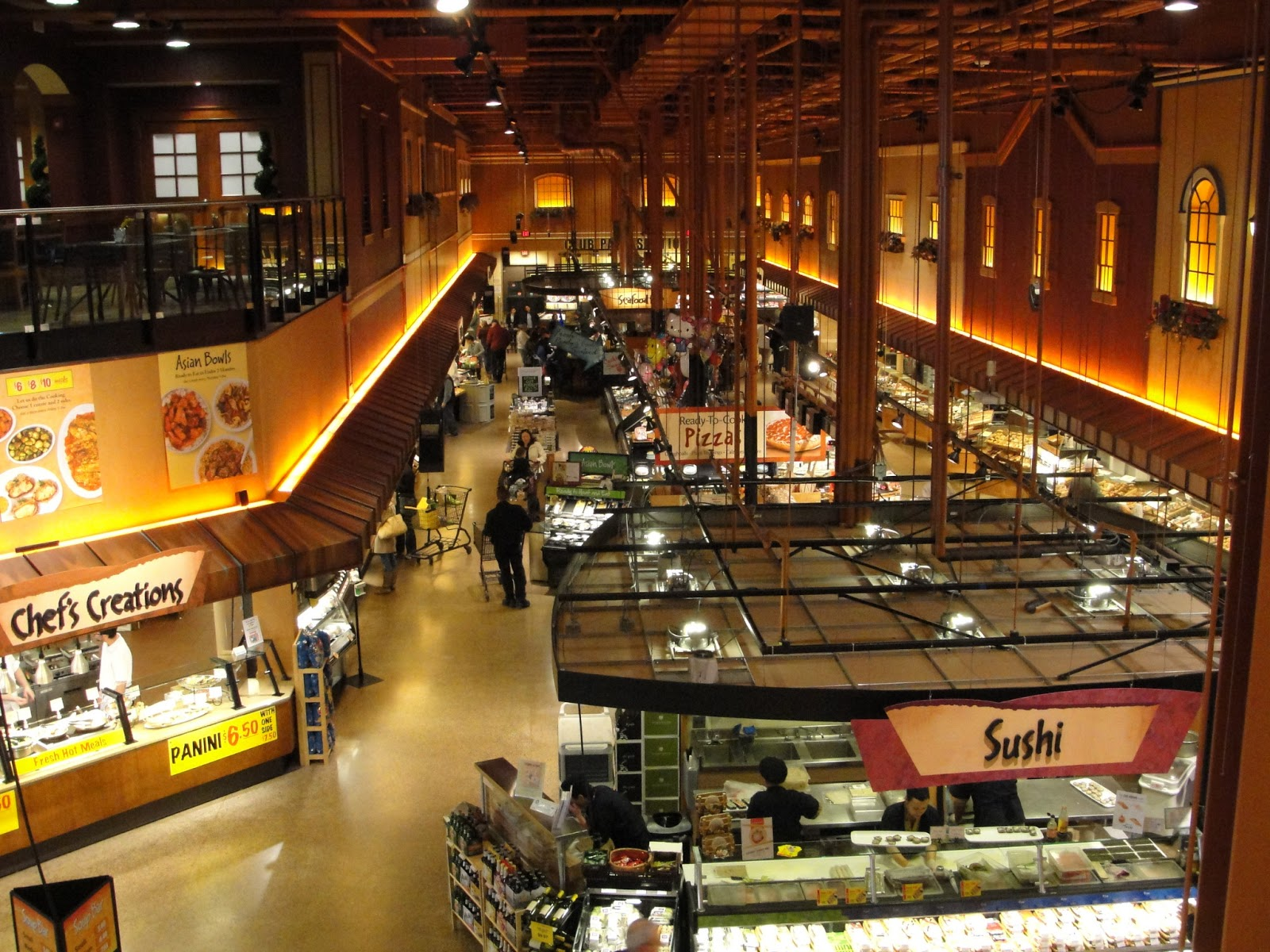 Planning And Foresight Wegmans Side Trip