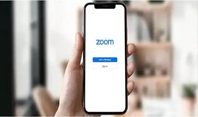 إساءة استخدام مكان العمل على Zoom