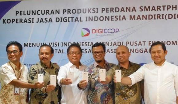 Smartphone Buatan Indonesia Telah Rilis