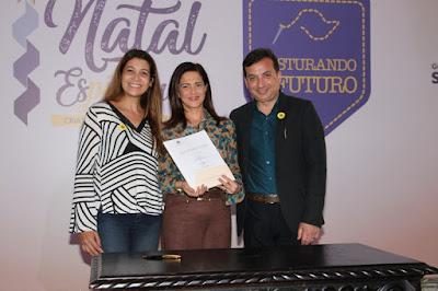 """Fundo Social de Juquiá adere aos projetos estaduais """"Costurando o Futuro"""" e """"Natal Espetacular"""""""