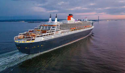 Cunard's Queen Mary 2 Review - Statistics, Staterooms, Public Rooms, Lounges and Itineraries