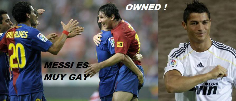 messi gay