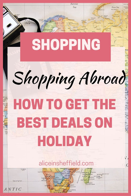 Shopping Abroad
