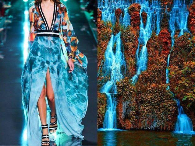 Project 'Fashion & Nature'
