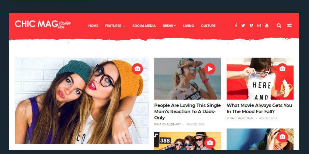 en iyi blogger haber teması