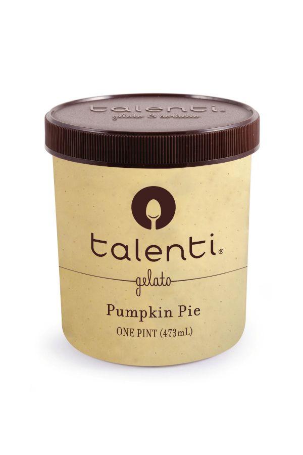 Talenti Gelato Pumpkin Pie