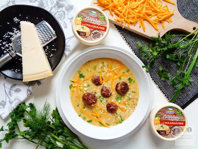 zupa serowo cebulowa najlepszy przepis